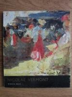 Mircea Deac - Nicolae Vermont (album pictura)