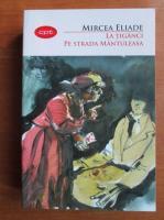 Anticariat: Mircea Eliade - La tiganci. Pe strada Mantuleasa