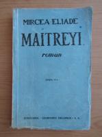Mircea Eliade - Maitreyi (1946)