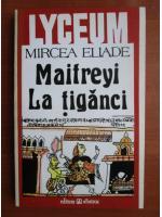 Mircea Eliade - Maitreyi. La tiganci