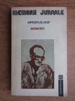Anticariat: Mircea Eliade - Memorii (volumul 1)