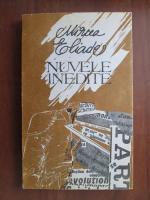 Mircea Eliade - Nuvele inedite