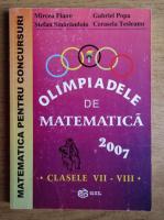 Mircea Fianu - Olimpiadele de matematica 2007