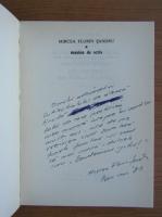 Mircea Florin Sandru - Masina de scris (cu autograful autorului)