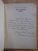 Anticariat: Mircea Florin Sandru - Pasi pe acoperisul fierbinte (cu autograful autorului)