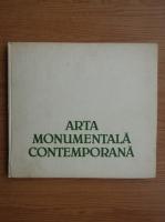 Mircea Grozdea - Arta monumentala contemporana