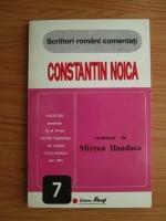 Anticariat: Mircea Handoca - Constantin Noica