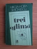 Mircea Horia Simionescu - Trei oglinzi