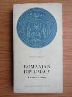 Mircea Malita - Romanian diplomacy. A historical survey