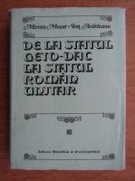 Mircea Musat - De la statul geto-dac la statul roman unitar (volumul 2)