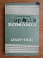 Mircea Musat, Ion Ardeleanu - Viata politica in Romania, 1918-1921