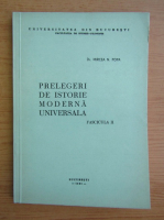 Anticariat: Mircea N. Popa - Prelegeri (volumul 2)
