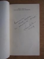 Mircea Nedelciu - Aventuri intr-o curte interioara (volum de debut, 1979, cu autograful autorului)