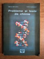 Mircea Niculescu - Probleme si teste de chimie