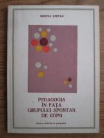 Mircea Stefan - Pedagogia in fata grupului spontan de copii