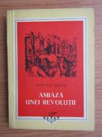 Anticariat: Mircea Zaciu - Amiaza unei revolutii