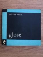 Mircea Zaciu - Glose