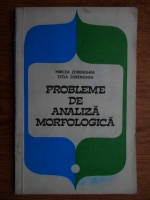 Anticariat: Mircea Zdrenghea - Probleme de analiza morfologica