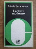 Anticariat: Mirela Roznoveanu - Lecturi moderne