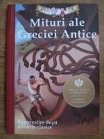 Anticariat: Mituri ale Greciei Antice