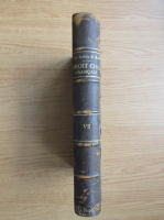 Anticariat: MM. Aubry - Cours de Droit Civil francais (volumul 7, 1913)