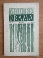 Modern Drama, volumul IX, nr. 1, mai 1966