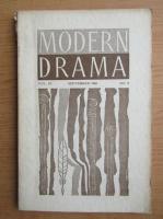 Anticariat: Modern Drama, volumul IX, nr. 2, septembrie, 1966