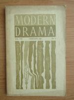 Anticariat: Modern Drama, volumul VIII, nr. 4, februarie, 1966
