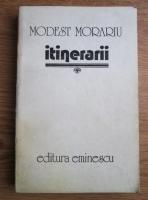 Anticariat: Modest Morariu - Itinerarii