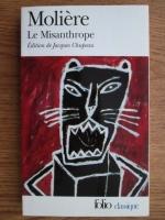 Anticariat: Moliere - Le Misanthrope