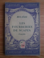Moliere - Les fourberies de Scapin. Comedie (1936)