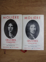 Moliere - Oeuvres completes (2 volume, 1956)