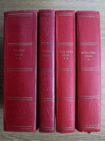 Moliere - Opere (4 volume, cartonate)