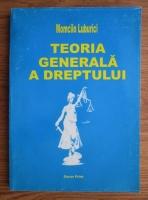 Momcilo Luburici - Teoria generala a dreptului