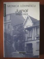 Anticariat: Monica Lovinescu - Jurnal 1990-1993