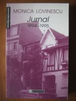 Anticariat: Monica Lovinescu - Jurnal 1994-1995