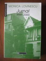 Anticariat: Monica Lovinescu - Jurnal 1998-2000