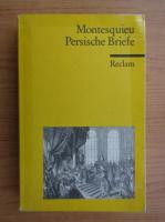 Anticariat: Montesquieu - Persische Briefe