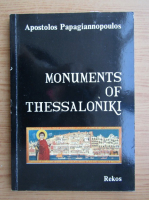 Anticariat: Monuments of Thessaloniki