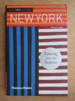Morgan Falconer - The art guide, New York