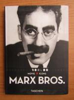 Movie icons, Marx Bros