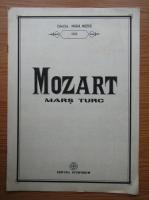 Mozart. Mars turc