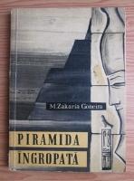 Anticariat: Muhammed Zakaria Goneim - Piramida ingropata