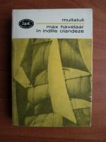 Multatuli - Max Havelaar in Indiile Olandeze
