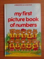 Anticariat: My first picture book of numbers
