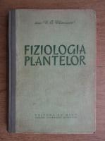 N. A. Maximov - Fiziologia plantelor