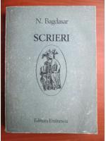 Anticariat: N. Bagdasar - Scrieri