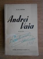 Anticariat: N. D. Cocea - Andrei Vaia (1934)