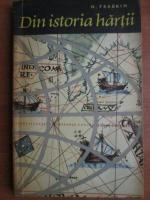 N. Fradkin - Din istoria hartii