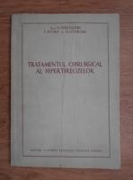 Anticariat: N. Hortolomei - Tratamentul chirurgical al hipertireozelor